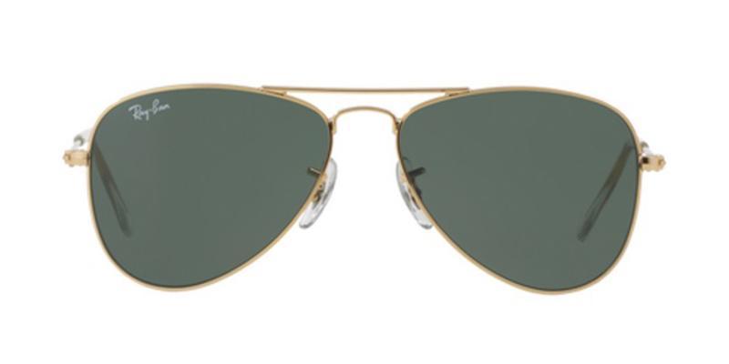 Óculos de Sol Ray Ban Junior Aviador RJ9506 Ouro Lente Verde G15 - Ray-ban  junior Produto não disponível fe9f2f12e9