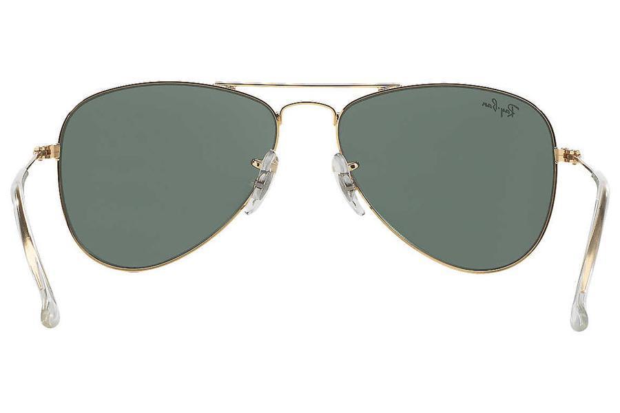 54787ea09 Óculos de Sol Ray Ban Junior Aviador RJ9506S 223/71/52 Dourado R$ 270,00 à  vista. Adicionar à sacola