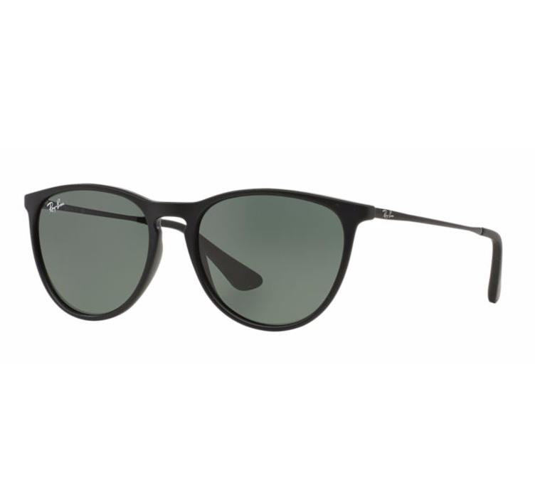 ba9e342b76a73 Óculos de Sol Ray Ban Junior Erika RJ9060 Preto Lente Verde - Ray-ban junior  Produto não disponível