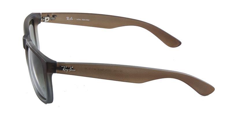 8fc098a6a7145 Óculos de Sol Ray Ban Justin RB4165 Marrom Cinza - Ray-ban R  359,99 à  vista. Adicionar à sacola