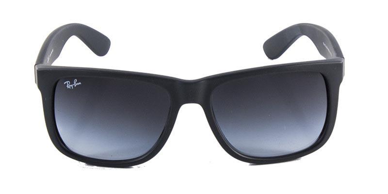 6766157974f76 Óculos de Sol Ray Ban Justin RB4165 Preto Fosco - Ray-ban - Óculos ...