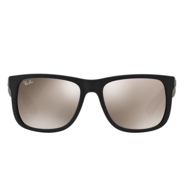 a9e74a9a0 Óculos de Sol Ray Ban Justin RB4165 Preto Lente Marrom - Ray-ban R$ 385,90  à vista. Adicionar à sacola