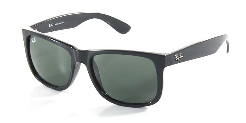 5e89587db4 Óculos de Sol Ray Ban Justin RB4165 Preto Polido - Ray-ban - Óculos ...