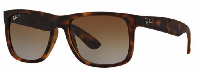 Óculos de Sol Ray Ban Justin RB4165 Tartaruga Lentes Polarizadas - Ray-ban  R  409,99 à vista. Adicionar à sacola 2e1719f3a3