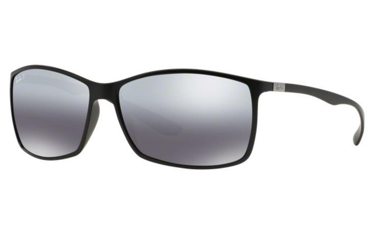 Óculos de Sol Ray Ban Liteforce RB4179 601S8262 Preto Fosco Lente  Polarizada Prata Espelhada Tam 62 - Ray-ban R  499,99 à vista. Adicionar à  sacola ff06dc23d6