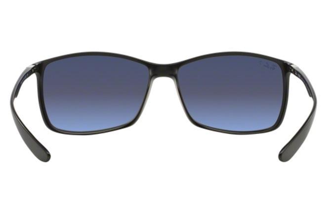 3b6ca5762095c Óculos de Sol Ray Ban Liteforce RB4179 601S8262 Preto Fosco Lente Polarizada  Prata Espelhada Tam 62 - Ray-ban R  499,99 à vista. Adicionar à sacola