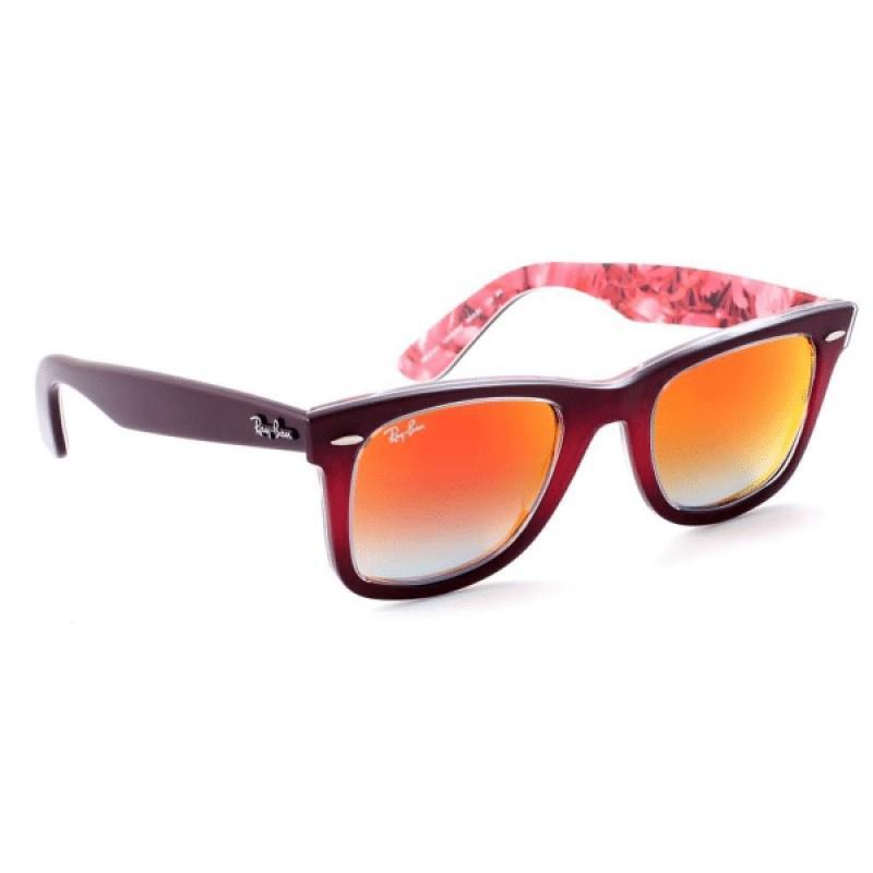 5c8b12a7e Óculos de Sol Ray Ban RB2140 1200/4W Vermelho Espelhado R$ 510,57 à vista.  Adicionar à sacola