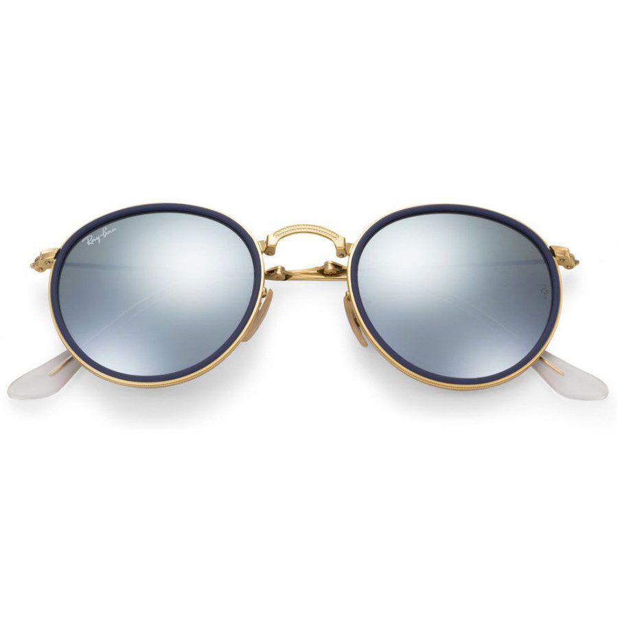 296fbe4789290 Óculos de Sol Ray Ban Round Craft Dobrável - Ray-Ban Produto não disponível