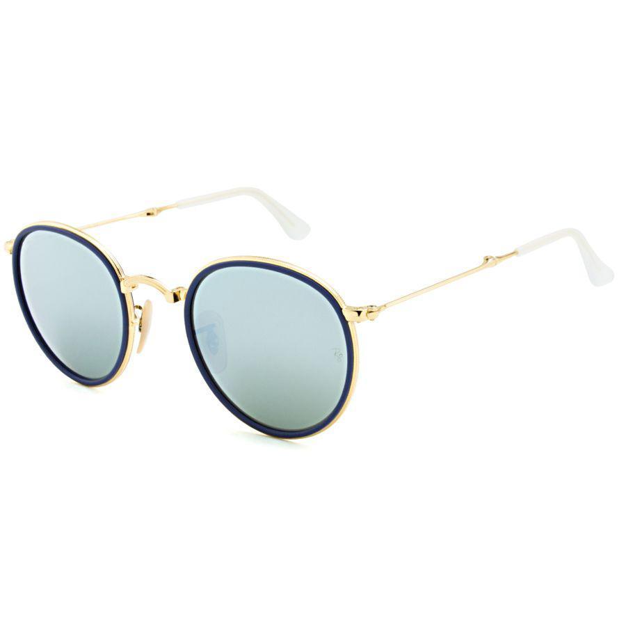 e2cb8e64d2718 Óculos de Sol Ray Ban Round Craft Dobrável - Ray-Ban - Óculos de Sol -  Magazine Luiza