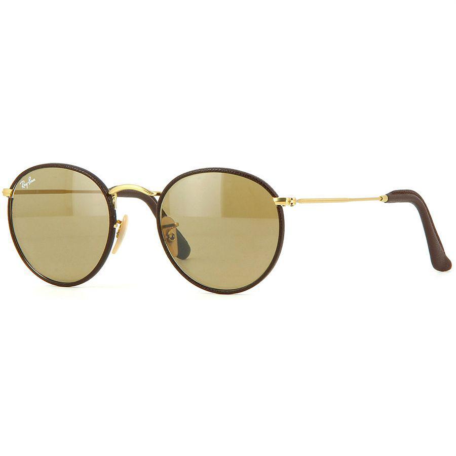 Óculos de sol Ray Ban Round Craft Marrom - Ray-Ban - Óculos de Sol -  Magazine Luiza a96d972a6d