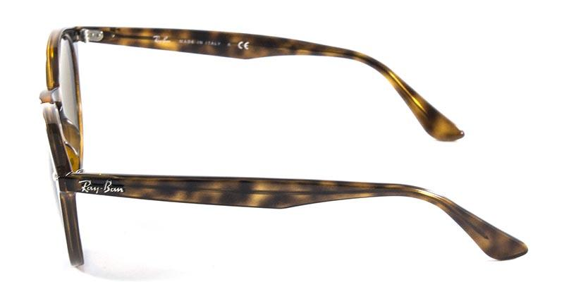 Óculos de Sol Ray Ban Round Fleck RB2447 Tartaruga Lente Tam 49 - Ray-ban  R  429 6faed354e40ed