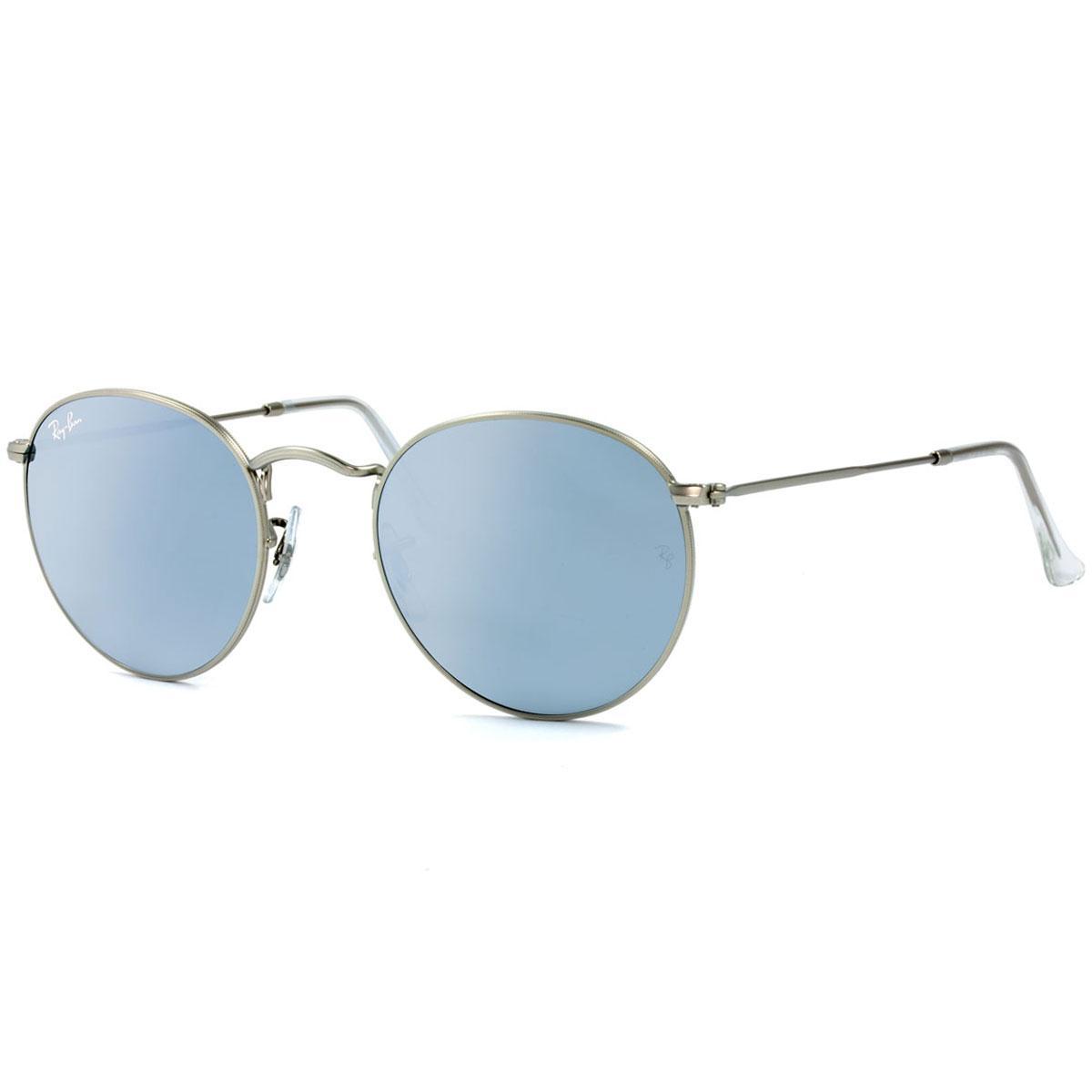 7f7ea29e2c456 Óculos de Sol Ray-Ban Round Metal RB3447L 019 30 53 - Óculos de Sol -  Magazine Luiza