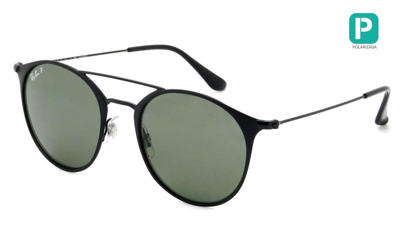 Óculos de Sol Ray-Ban Round RB3546 186 9A 52 Polarizado R  569,50 à vista.  Adicionar à sacola 8d5600a8e0
