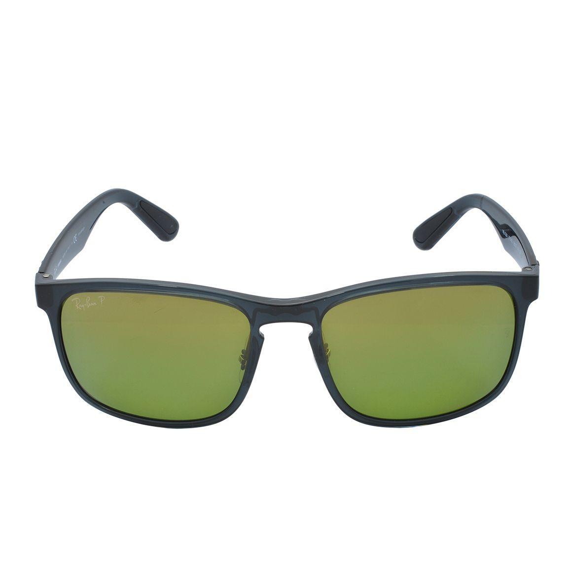 77d9edaf2 Óculos de Sol Ray Ban Unissex Chromance Polarizado RB4264 876/6O - Acetato  Preto e Lente Espelhada A R$ 691,00 à vista. Adicionar à sacola