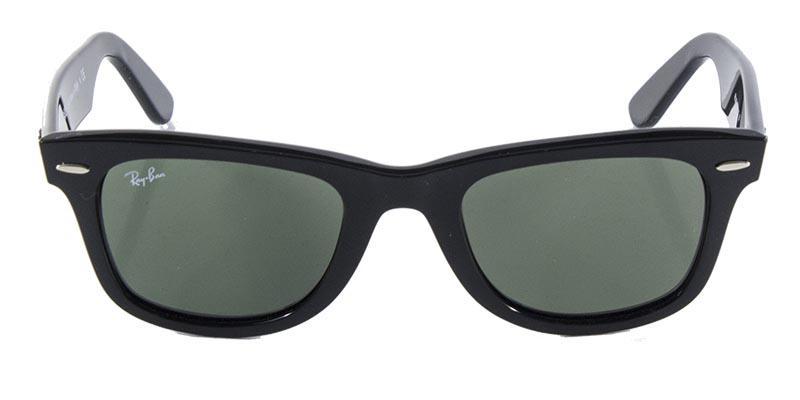 c9bac81c5 Óculos de Sol Ray Ban Wayfarer Clássico Original RB2140 Preto Polido Lente  Tam 50 - Ray-ban R$ 520,00 à vista. Adicionar à sacola
