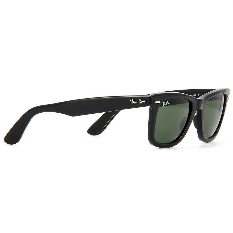 Óculos de Sol Ray-Ban Wayfarer Original Classics Unissex Lentes Verde Clássico  G15 Produto não disponível 987cbb2a06