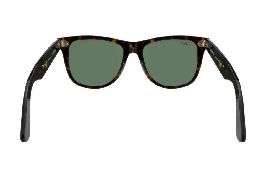 bc9717775 Óculos de Sol Ray Ban Wayfarer RB2140 902/50 Tartaruga R$ 520,00 à vista.  Adicionar à sacola