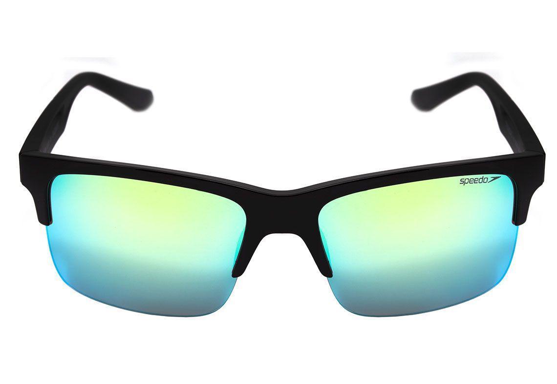 Óculos de Sol Speedo Trinidad A02 Preto Azul Espelhado R  184,90 à vista.  Adicionar à sacola 000936bdc9