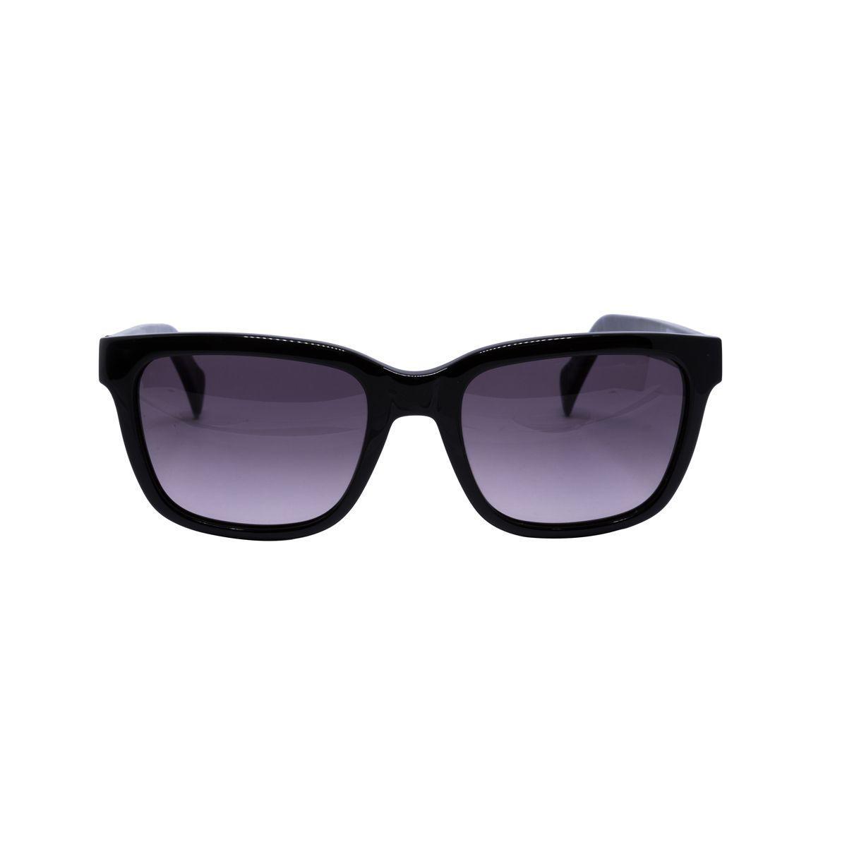 57c5ff5b99ff9 Óculos de Sol Tommy Hilfiger Feminino TH1289 S - Acetato Preto e Lente  Bordô Degradê R  375
