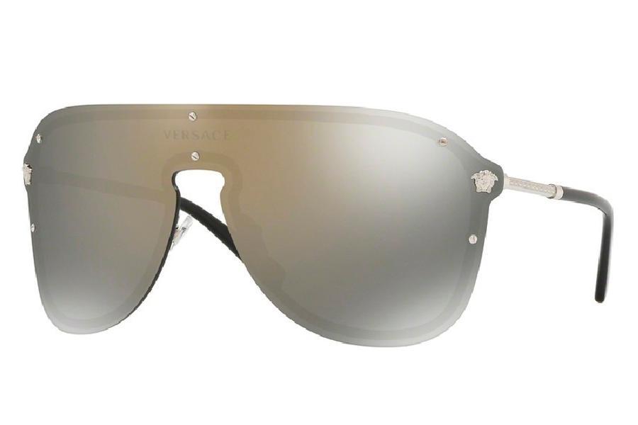 d2968d132 Óculos de Sol Versace VE2180 10005A/44 Prata Produto não disponível