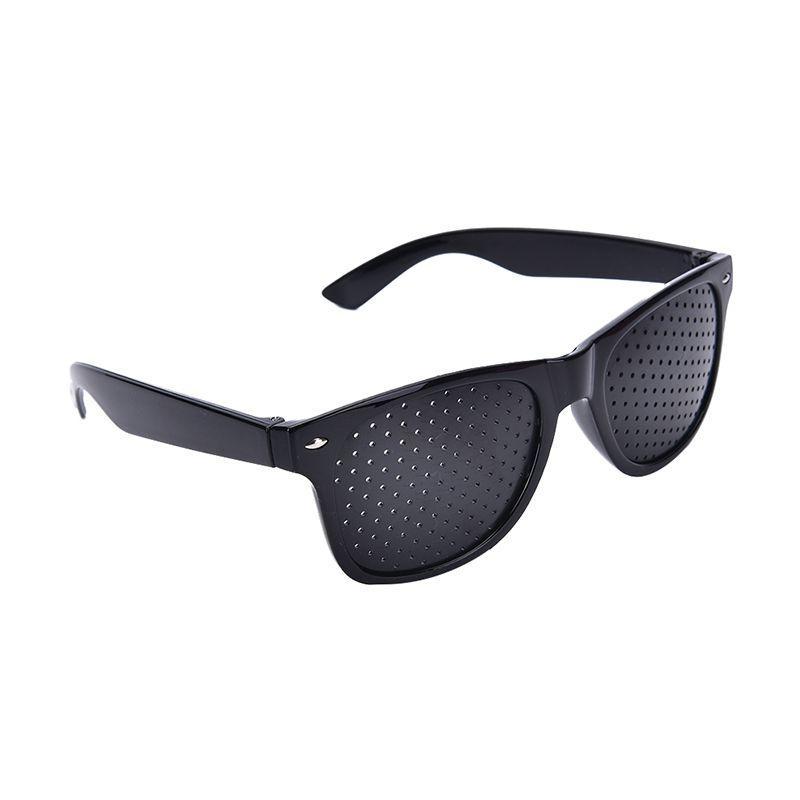 2cd32810b Óculos Furadinho para Correção e Relaxamento das Vistas - Modelo Quadrado - Vinkin  R$ 30,00 à vista. Adicionar à sacola