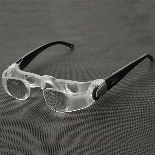 0c00fde63 Oculos lupa auxiliar max tv para miopia com ajustes ideal para tv - Faça  resolva R$ 169,39 à vista. Adicionar à sacola