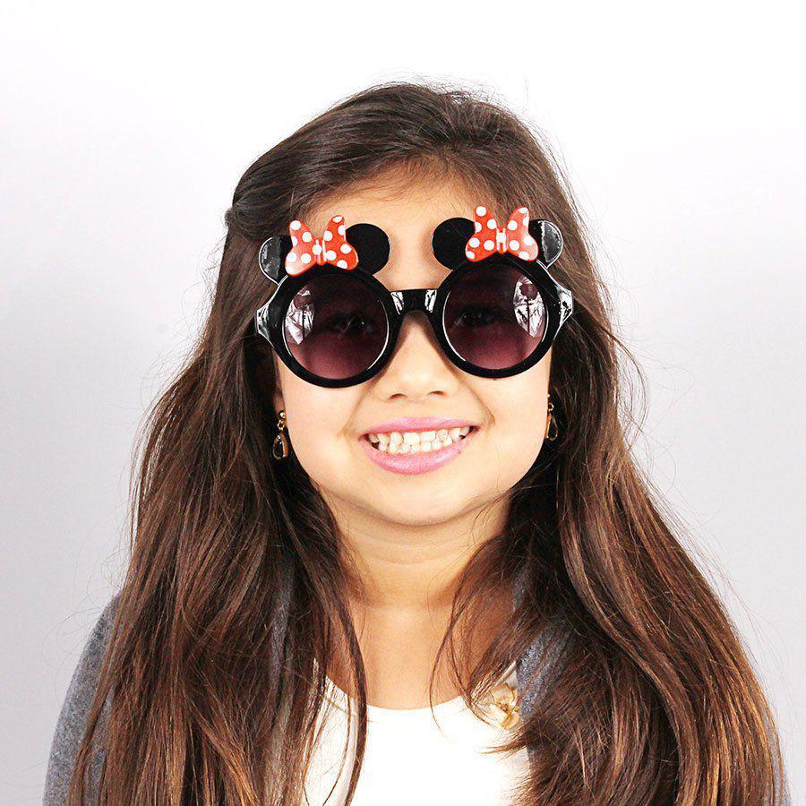 Óculos Minnie Luxo Com Lente Escura Degradê - Aluá festas R  11,51 à vista.  Adicionar à sacola 8d11875462