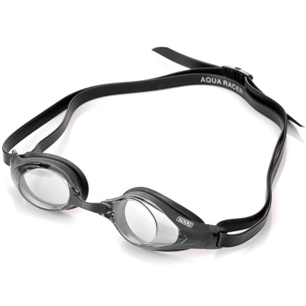 3b9192a94 Óculos Natação Aqua Racer Preto Speedo - Óculos de Natação - Magazine Luiza