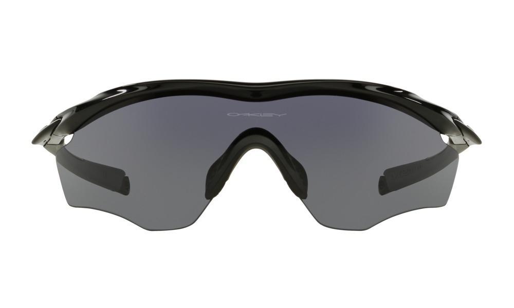 a81a84a34b Óculos Oakley M2 Frame Xl Polished Black Lentes Grey Produto não disponível