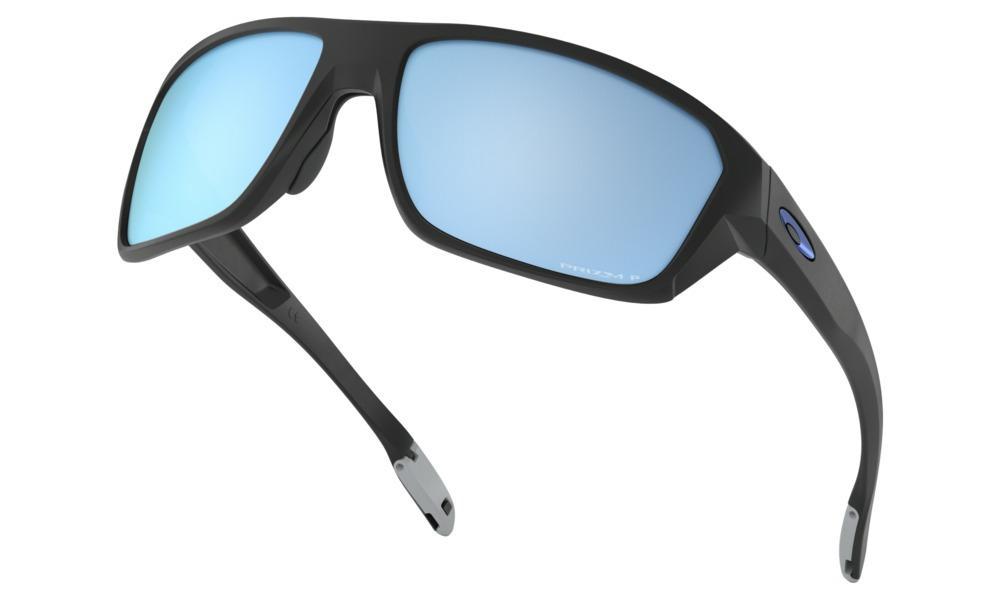 0929728de Óculos Oakley Split Shot Black Prizm Deep H2O Polarizado R$ 699,00 à vista.  Adicionar à sacola