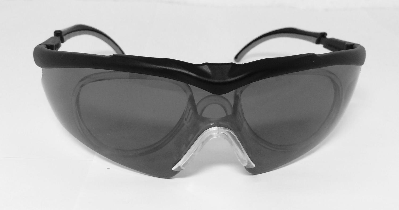 7a159f12a2af0 Óculos Proteção Msa Gull + Clip Interno P Lentes De Grau Antiembaçante  Esportivo c.a 18067 R  70