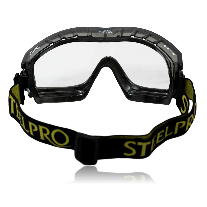 309249187 Óculos segurança ampla visão everest incolor - Vicsa R$ 33,50 à vista.  Adicionar à sacola