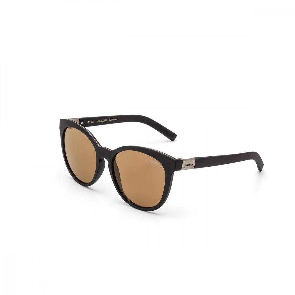 Oculos Sol Colcci Nina Marrom Fosco L Marron Fl Dour Multil R  399,00 à  vista. Adicionar à sacola 02cf2f7673