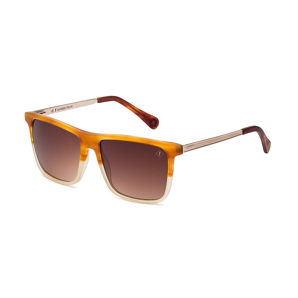 09aa818e2 Oculos Sol Forum F0005 Marmorizado Marriom L Marrom Degr R$ 139,00 à vista.  Adicionar à sacola