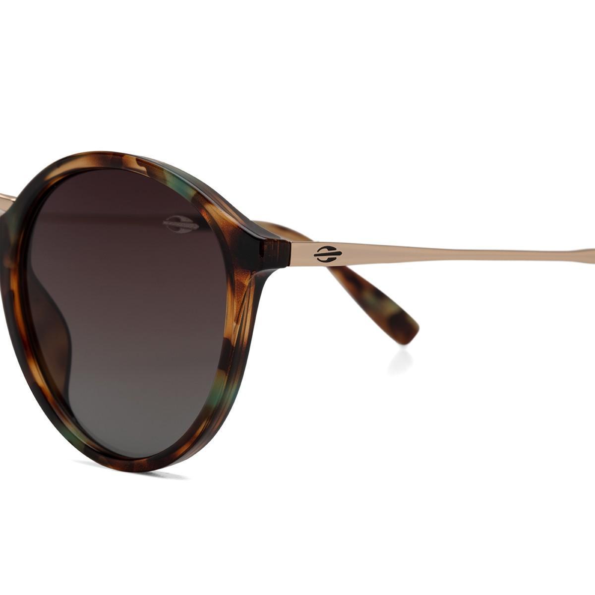 936b175c62a04 Oculos Sol Mormaii Cali Demi Azul Com Marrom Brilho-L Marrom Degr - Pa  Produto não disponível