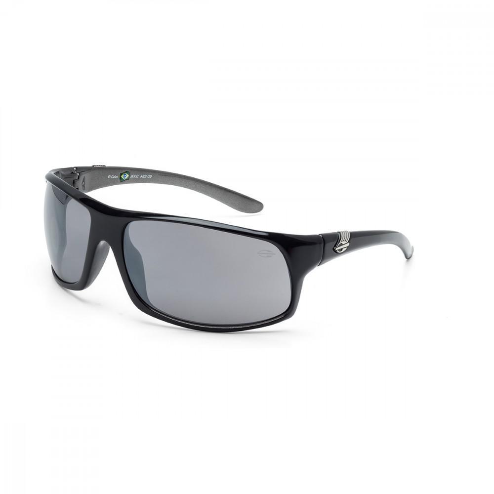 1294836ee9468 Oculos Sol Mormaii El Cabo Preto Parede Chumbo L Cinza Fl Prata Produto não  disponível