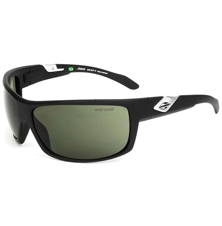 fde973d155c93 Óculos Sol Mormaii JOACA 34530771 Preto Fosco Prata Produto não disponível