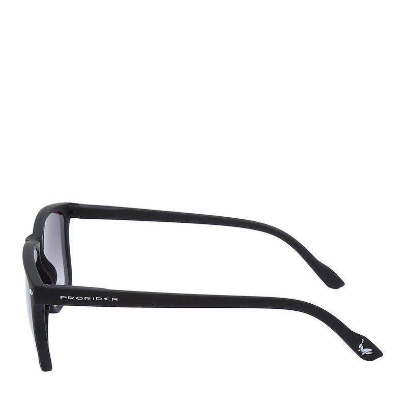 b848e8fd6 Óculos Solar Prorider Preto Fosco wayfarer com lente degradê 733 R$ 54,00 à  vista. Adicionar à sacola