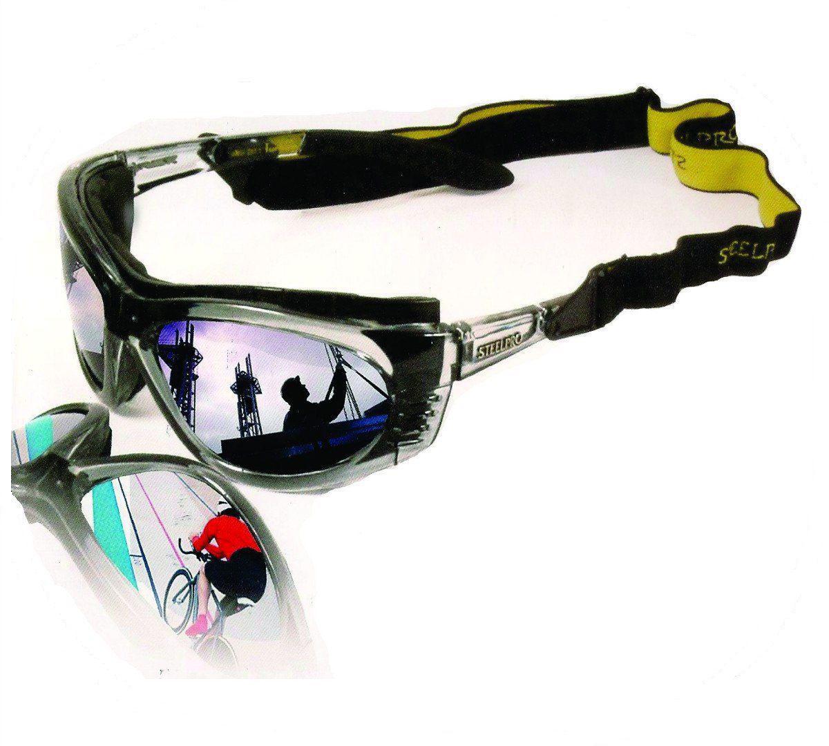 Óculos Steelpro Turbine Lente Escura Esportes - Vicsa - steelpro - Óculos  de Proteção para Tiro Esportivo - Magazine Luiza fb8b549066