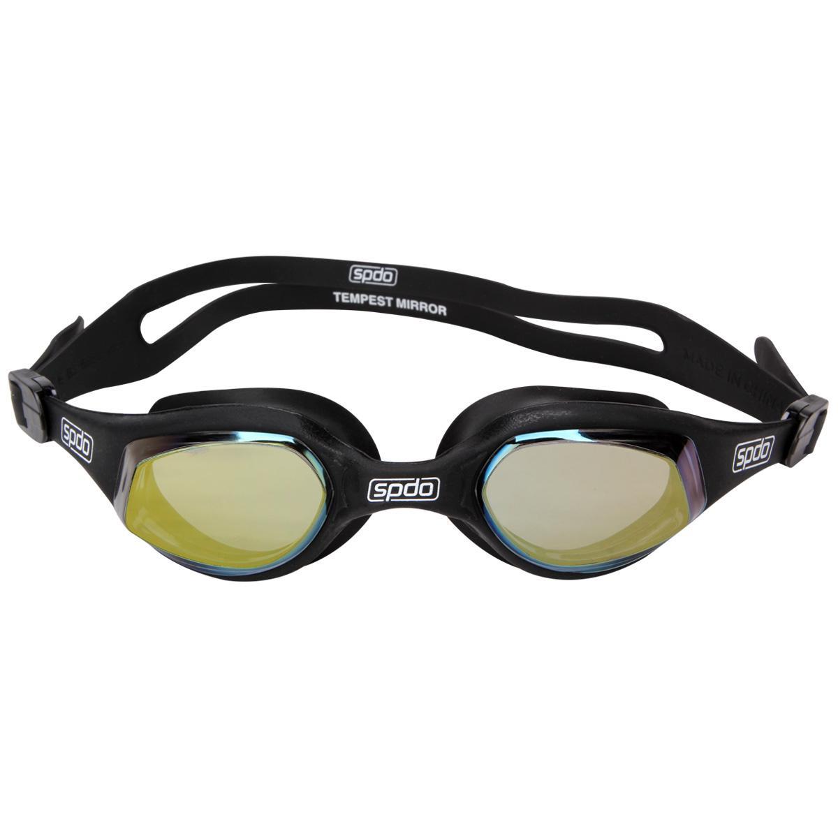 b00c114e13128 Óculos Tempest Mirror Speedo - Natação - Magazine Luiza