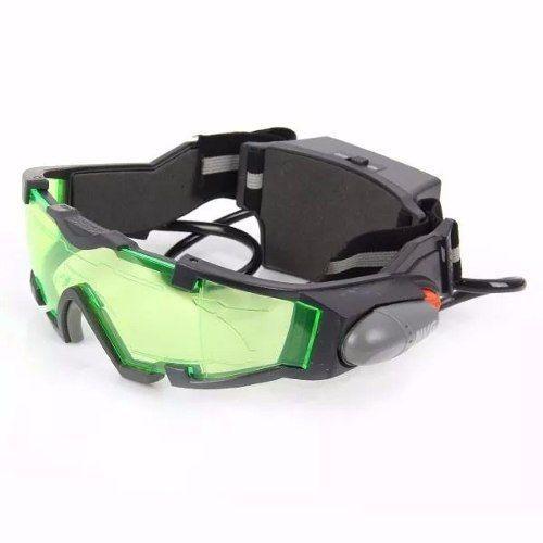 c2a28af0a39b0 Óculos Visão Noturna Ciclismo Caça - Flip-out Pronta Entrega - Super25 R   99