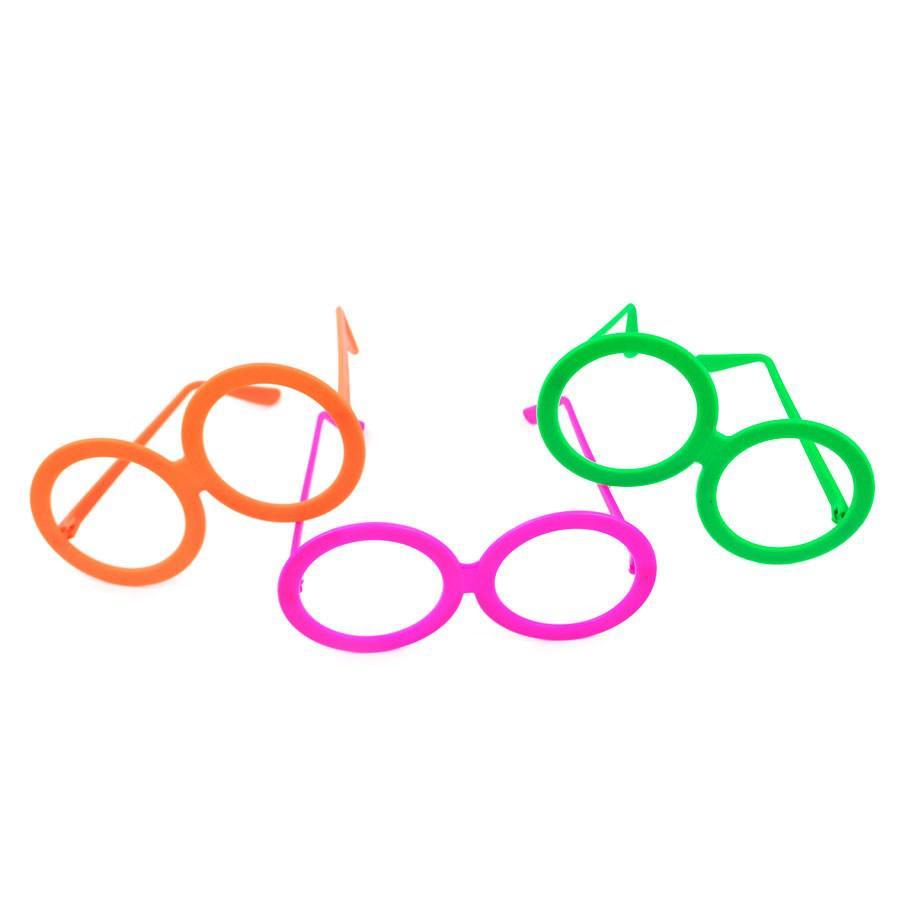 4be6a958b Óculos Zero Colorido Sem Lente 10 unidades - Festabox R$ 29,90 à vista.  Adicionar à sacola