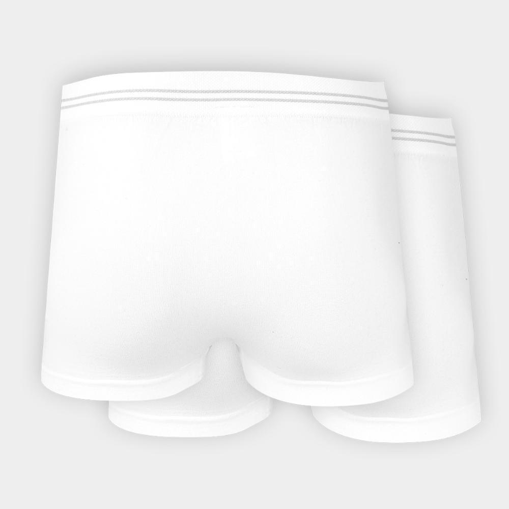 Pack Cueca Boxer Trifil Sem Costura Microfibra 2 Peças Masculina