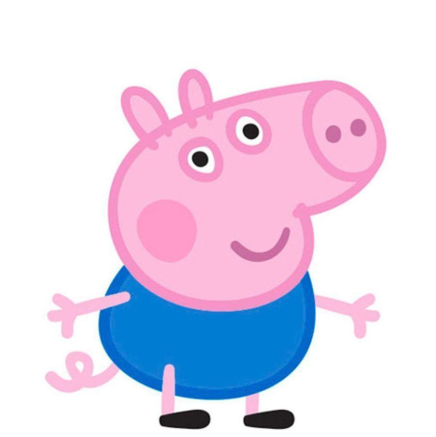 Painel EVA George Pig Peppa Pig Modelo 2 Piffer