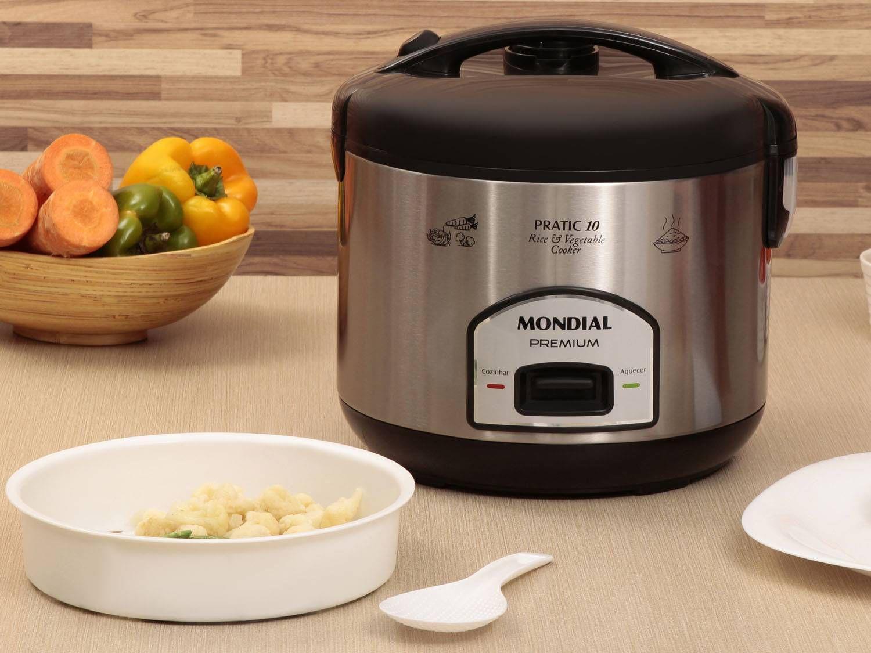 9789c467d ... Panela Elétrica Mondial Cooker Premium PE-01 700W. 1  2  3