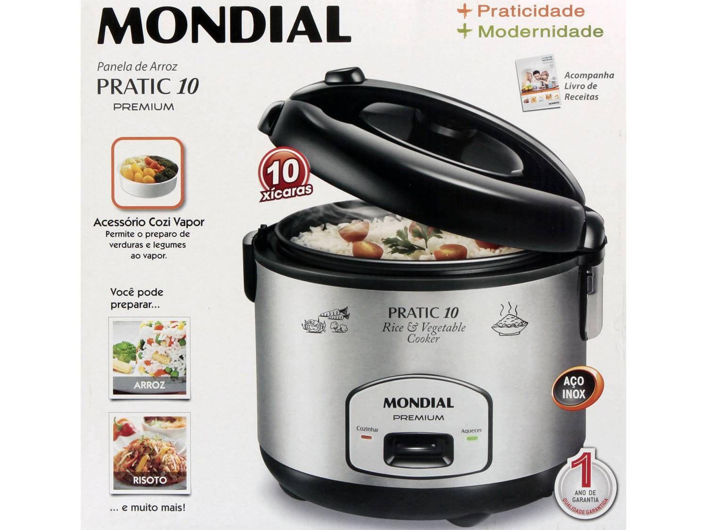 Panela eltrica mondial cooker premium pe 01 700w 18l panela 3 fandeluxe Image collections