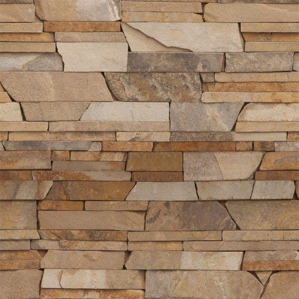 763819d4e Papel de Parede Adesivo Pedra Canjiquinha Marrom - Stickdecor R  129