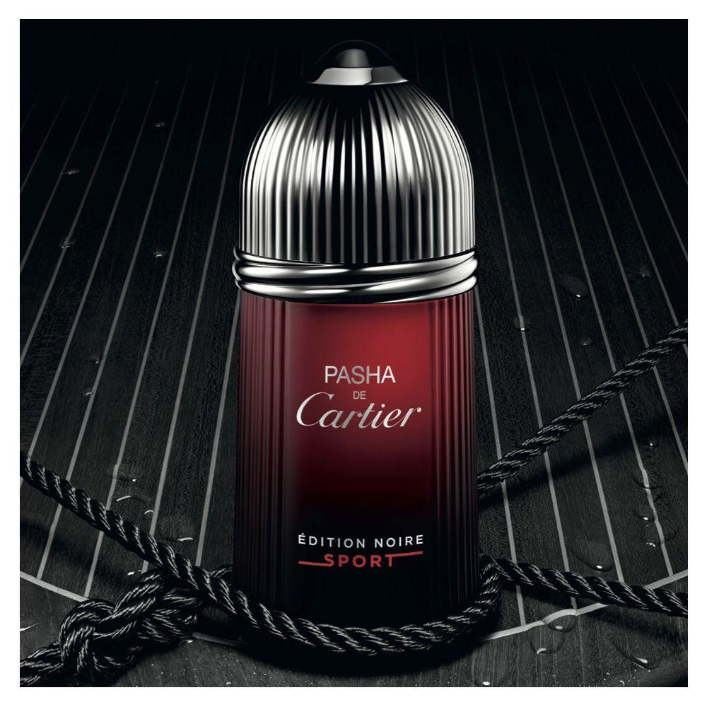 c85c1b06beb Pasha de Cartier Édition Noire Sport Cartier - Perfume Masculino - Eau de Toilette  R  359