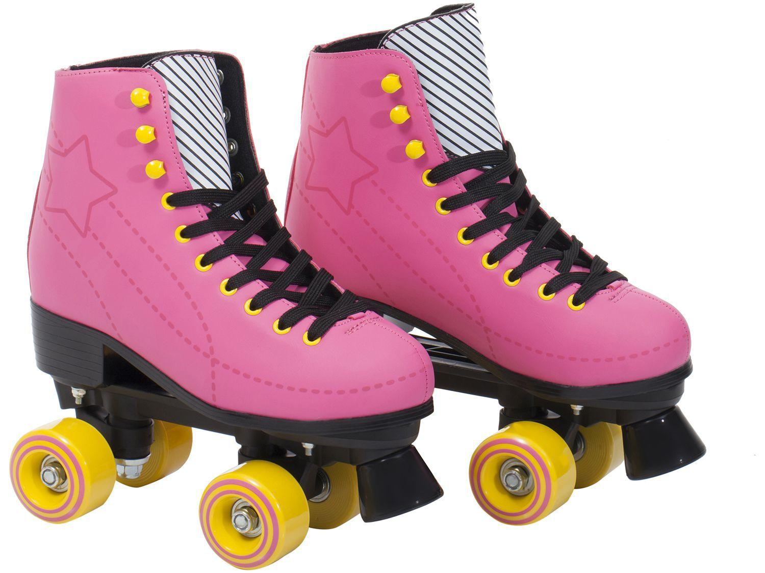 Patins My Style Fashion Wheels N 37 Multikids Patins Infantil Magazine Luiza