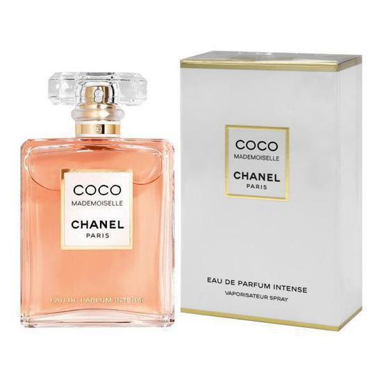 Perfume Chanel - Coco Mademoiselle Intense - Eau de Pafum - Feminino - 50  ml - Perfume Feminino - Magazine Luiza